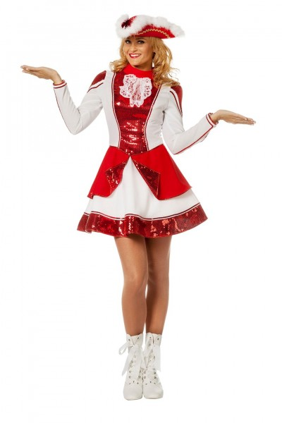 Kostüm Tanzmariechen Majorette