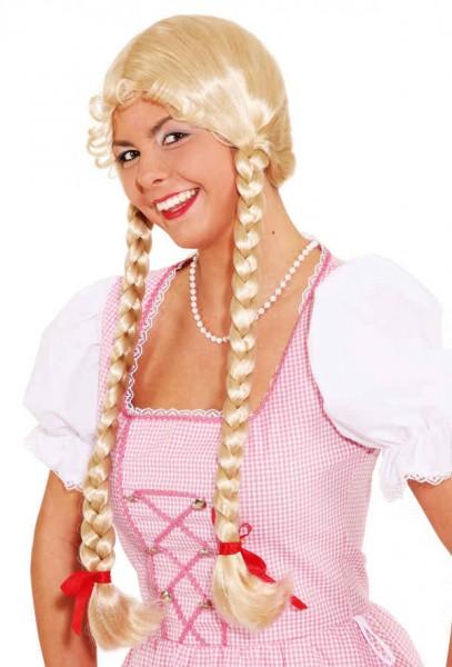 Perücke Lisl blond