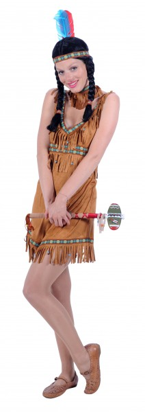 Kostüm Indianerin Wild Rose