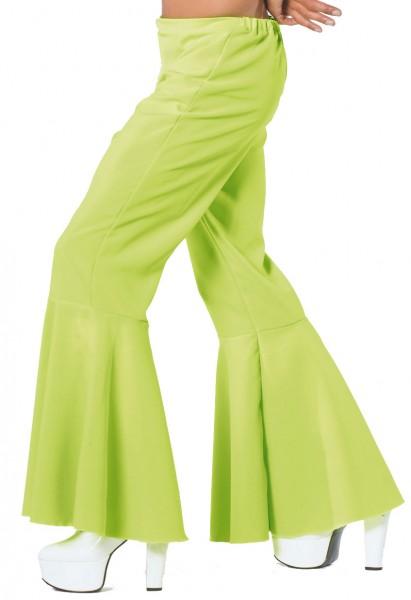 Schlaghose Herren grün