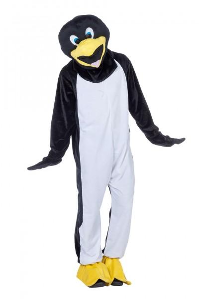 Kostüm Maskottchen Pinguin